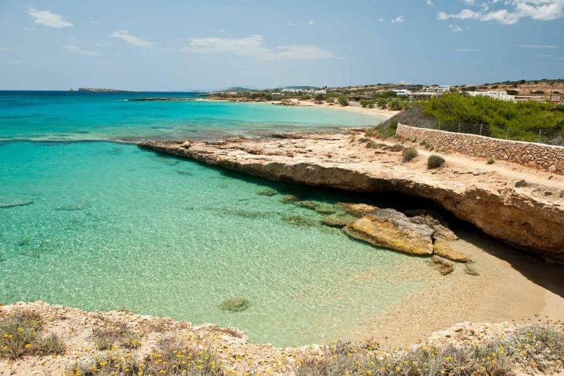 Puno Jedro egejsko more KATO KOUFONISOS