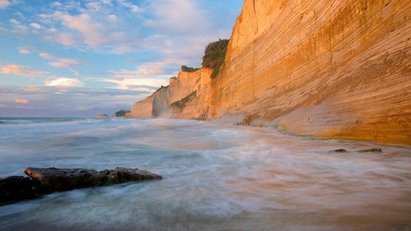 sidari 73112-Sunset-Beach