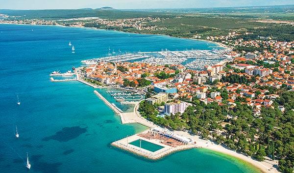 Puno jedro Hrvatska-Kornati – biograd-na-moru-hoteli-Ilirija