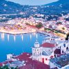 Puno Jedro skopelos-town-night
